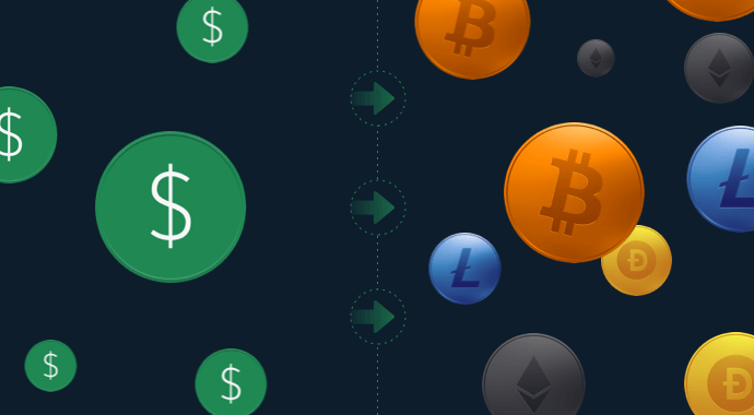 hedge funds investing trading crypto currency bitcoin ethereum dogecoin litecoin